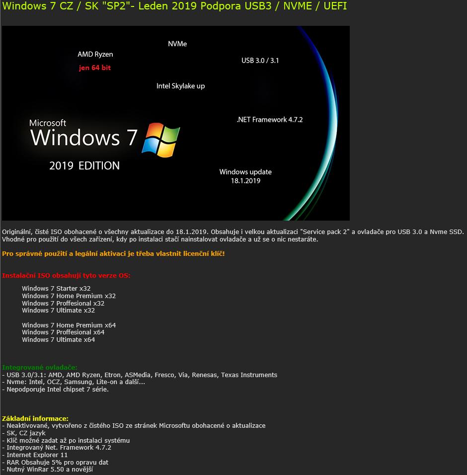 windows 7 professional 64 bit iso usb 3.0
